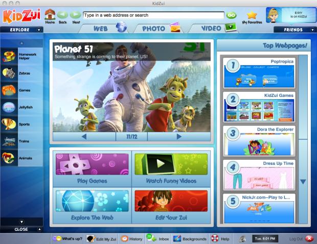 kidzui-screen