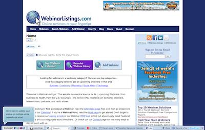 webinarlistings.com