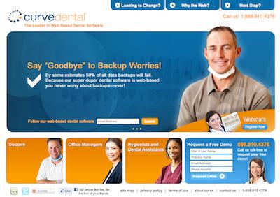 curvedental.com