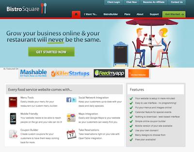 BistroSquare.com