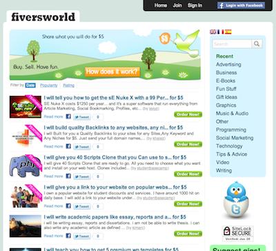 fiversworld.com