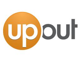 UpOut.com Logo