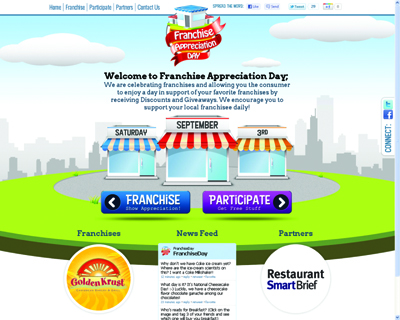 FranchiseAppreciationDay.com