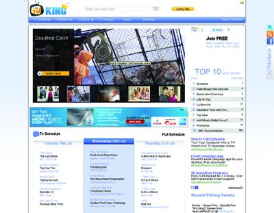 TheTVKing.com - Find Legal TV Episodes
