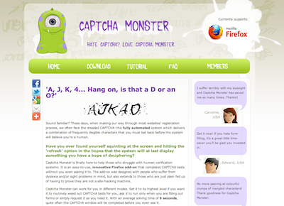 captchamonster.com