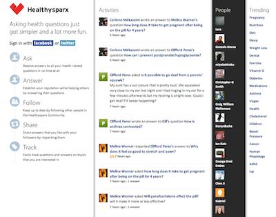 healthysparx.com