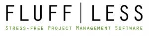 Fluff-Less Logo