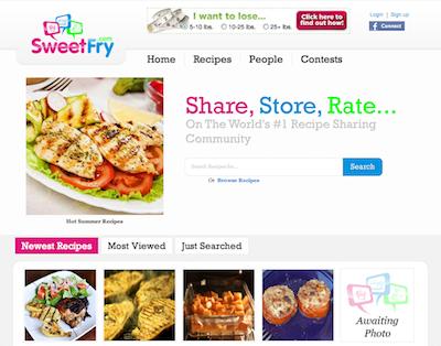 sweetfry.com
