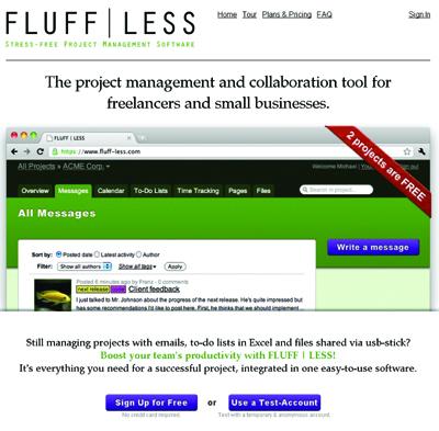 Fluff-Less