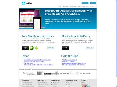 mobile-app-anti-piracy-and-analytics-mtiks.com