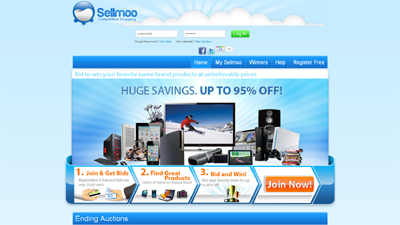 Sellmoo.com Competitive shopping