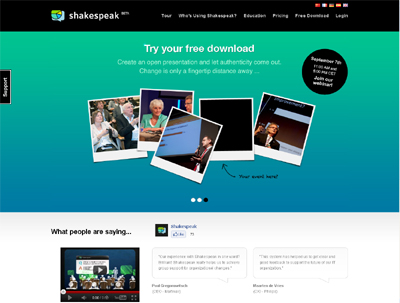 ShakeSpeak.com