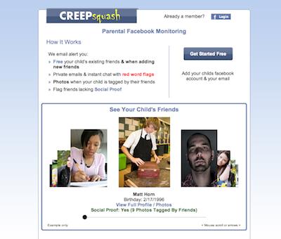 creepsquash.com