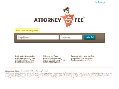 AttorneyFee.com