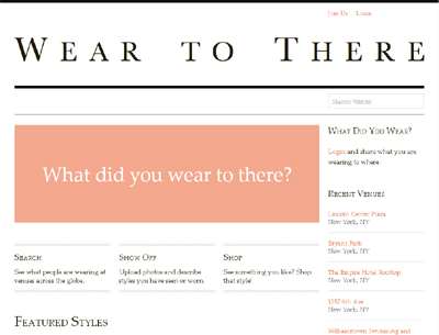 Weartothere.com