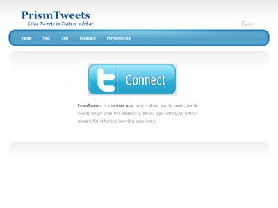 PrismTweets.com