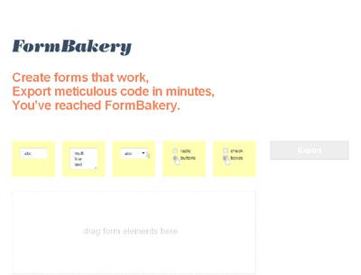 FormBakery.com