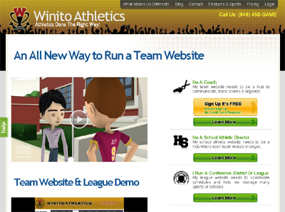 Winitoathletics.com