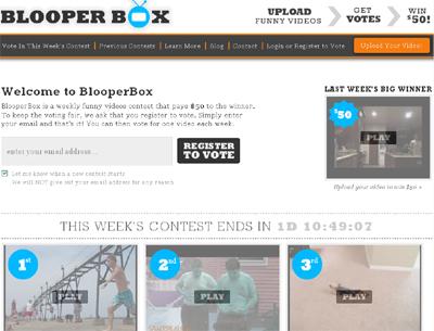 BlooperBox.com