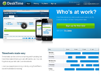 DeskTime.com