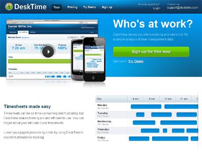 DeskTime.com