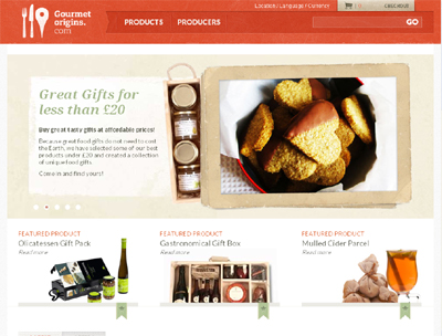 GourmetOrigins.com