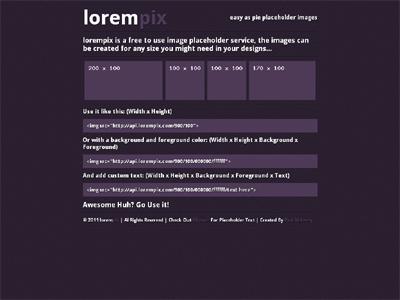LoremPix.com