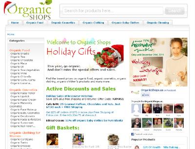Organicshops.com