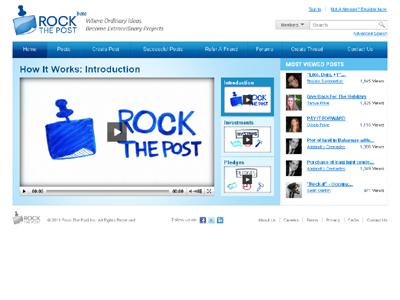 Rockthepost.com