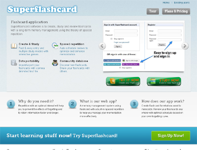 SuperFlashcard.com