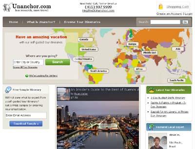 Unanchor.com