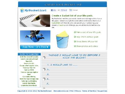 BucketList.com
