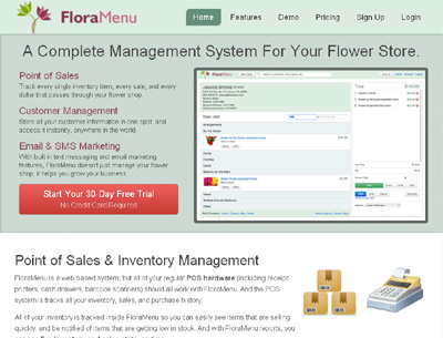 FloraMenu.com