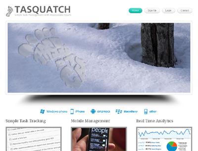 Tasquatch.com