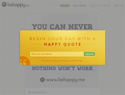 BeHappy.com