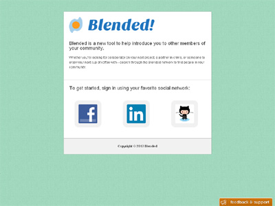 JoinBlended.com
