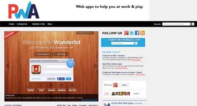 ProductiveWebApps.com