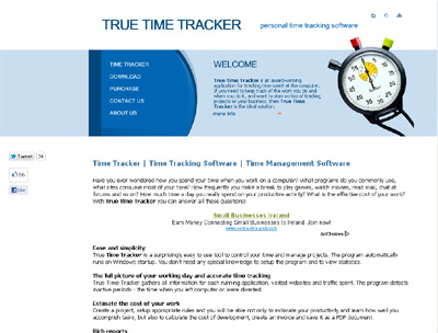TrueTimeTracker.com