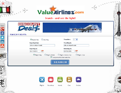 ValueAirlines.com