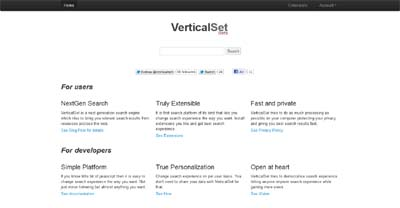 VerticalSet.com