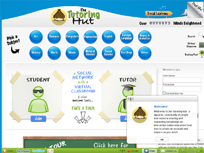 TutoringHut.com