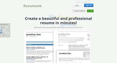 Resumonk.com