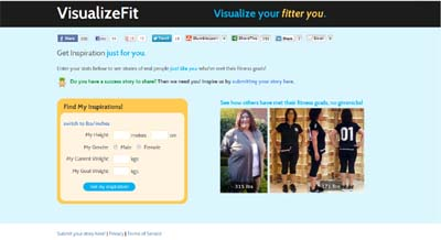 VisualizeFit.com