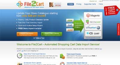 File2Cart.com