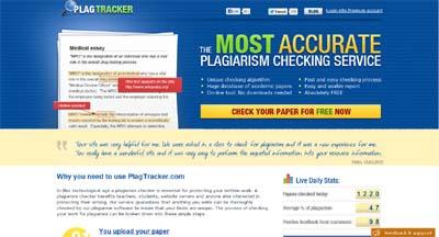 PlagTracker.com