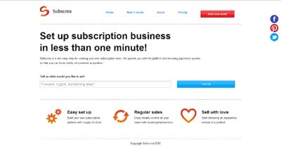 how to add recurring payments to my website