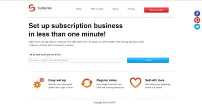 Subscrea.com