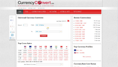 CurrencyConvert.com