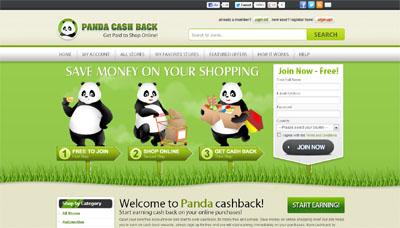 PandaCashBack.com