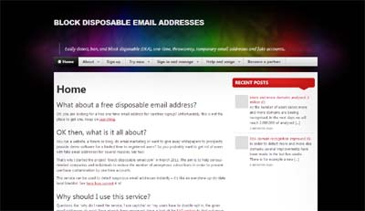 BlockDisposableEmail.com